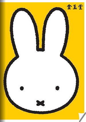 2011年真愛密碼 miffy兔 型錄